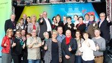 Bundesfachgruppenvorstand Bankgewerbe 2015 - 2019