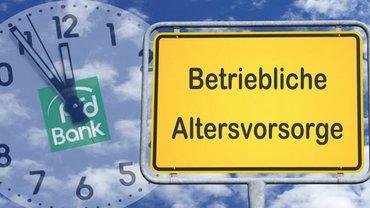 Logo für die Verhandlungen zur betrieblichen Altersvorsorge in den PSD Banken 2016