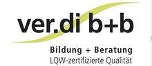 Logo der ver.di b+b - Bildung und Beratung