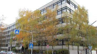 Gebäudeansicht Arbeitsgericht München