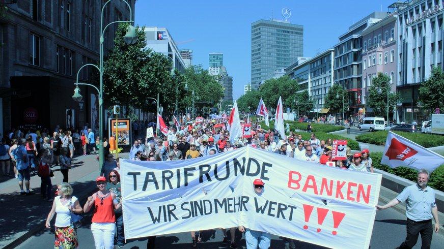 Tarifrunde Banken