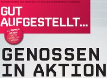Genossen in Aktion
