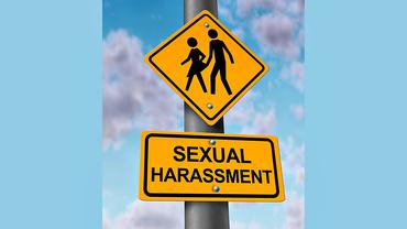 Sexuelle Belästigung stoppen!