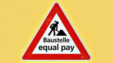 Lohngerechtigkeit ist immer noch eine große Baustelle in Deutschland