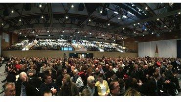 Betriebsversammlung der BHW in Hameln am 24. März 2015