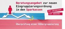 Beratungsangebot zur neuenEingruppierungsordnungin den Sparkassen