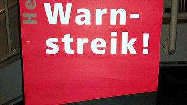 Postbank-Streik in Hamburg am 21.09.2017