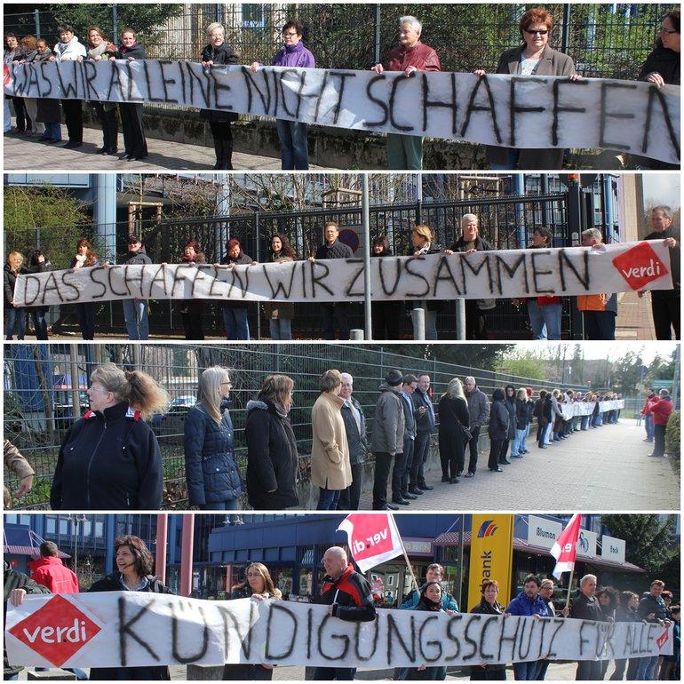 Kündigungsschutz 2022 Proteste