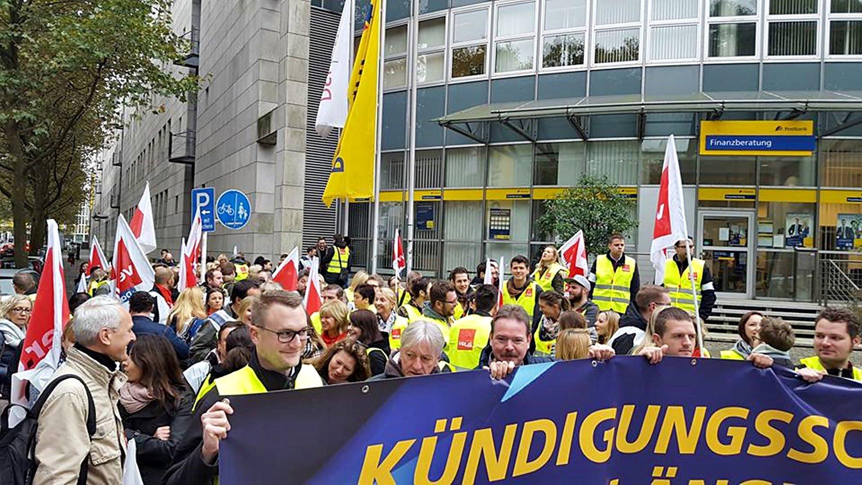 Köln Streik