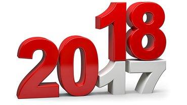Jahreswechsel 2017 2018