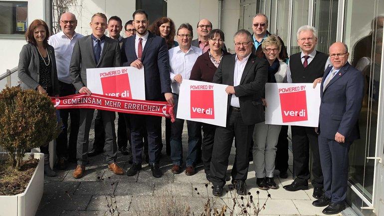 Personalräte-Aktion Sparkasse Niederbayern