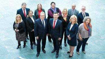 Aufsichtsratswahl 2018: Liste Polaschek / Heider / Platscher für die Deutsche Bank AG