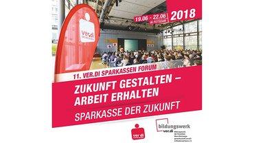ver.di Sparkassen-Forum 2018 (Titelbild)