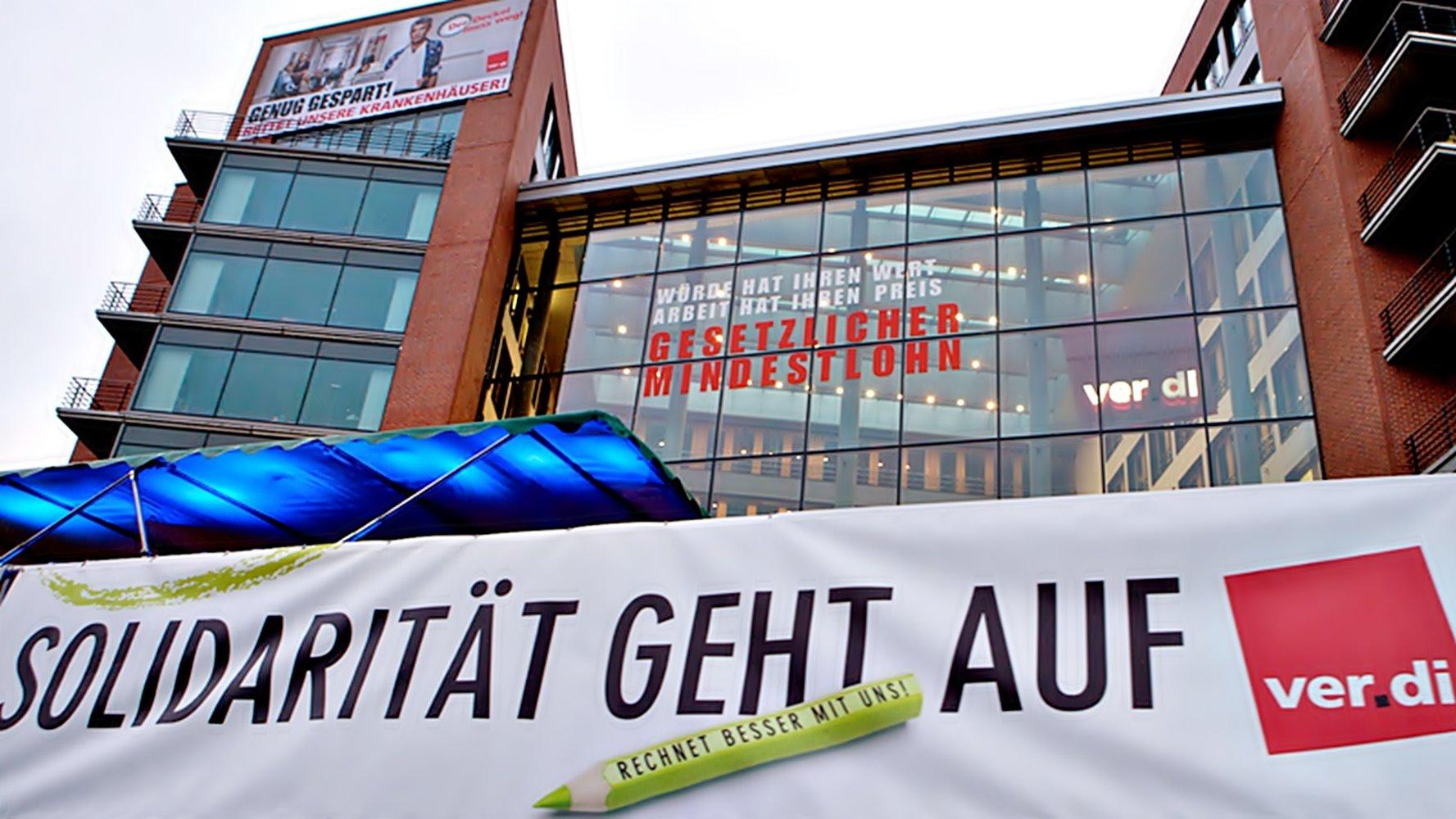 Verdi Huk Coburg Mit Solidarität Und Kompetenz Zum Erfolg