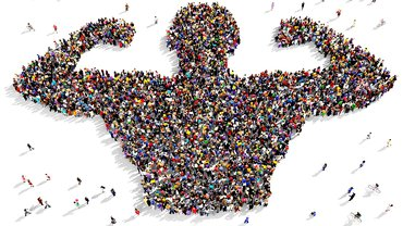 Gemeinsam stark, Mitbestimmung, Solidarität, Interessenvertretung