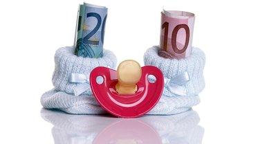Kindergeld Familie Kind Geld