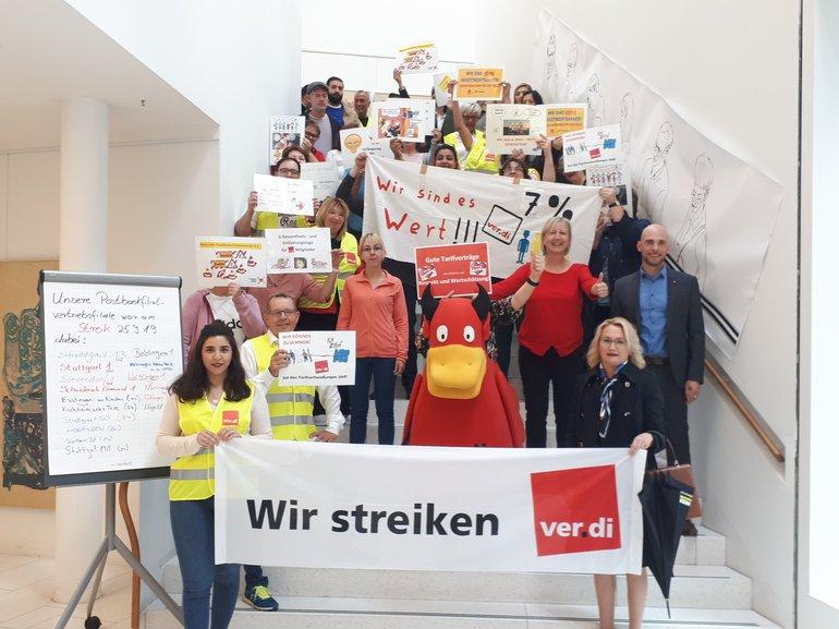 Stuttgart: 13 Filialen geschlossen!