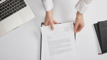 Ausbildungsvertrag im Bankgewerbe