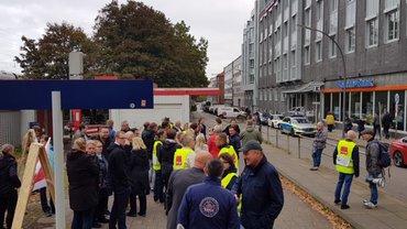 Aktive Mittagspause Sparda-Bank Hamburg