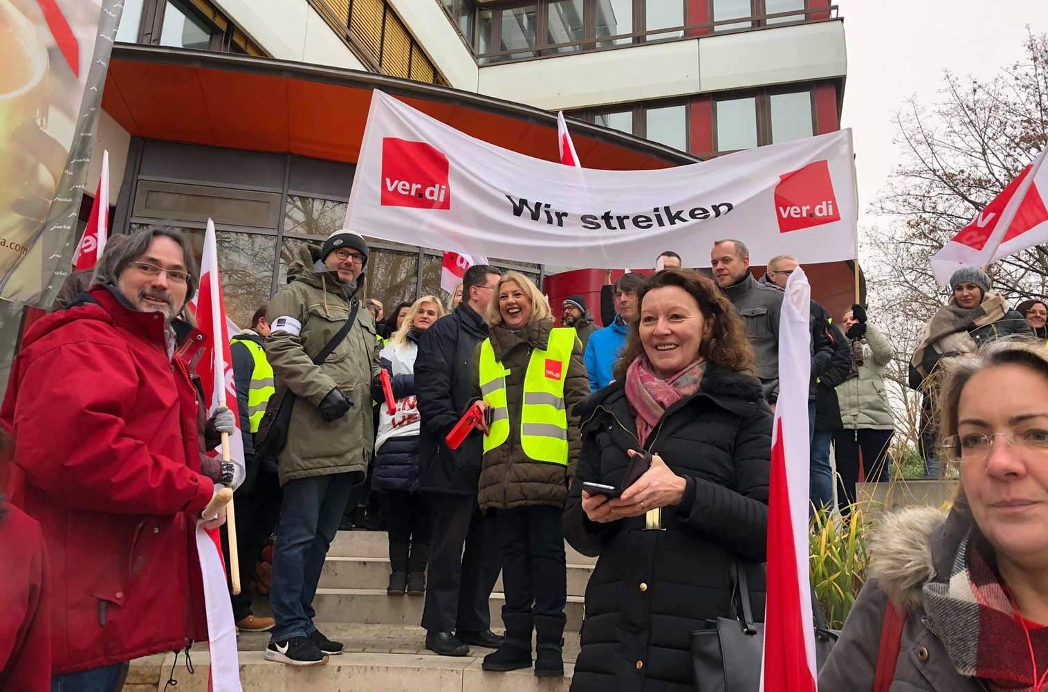 Db.De Streik