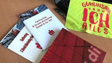 Tarifvertrag bei der S-Direkt-Marketing GmbH