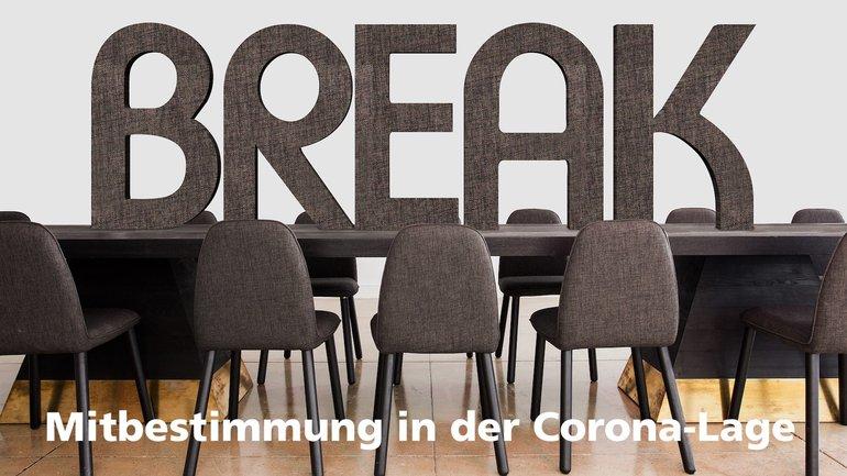 Break in der Mitbestimmung?