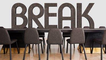 Break und wie weiter