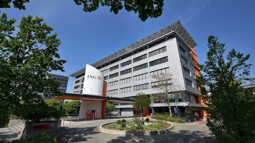 ING-DiBa AG Standort in Frankfurt