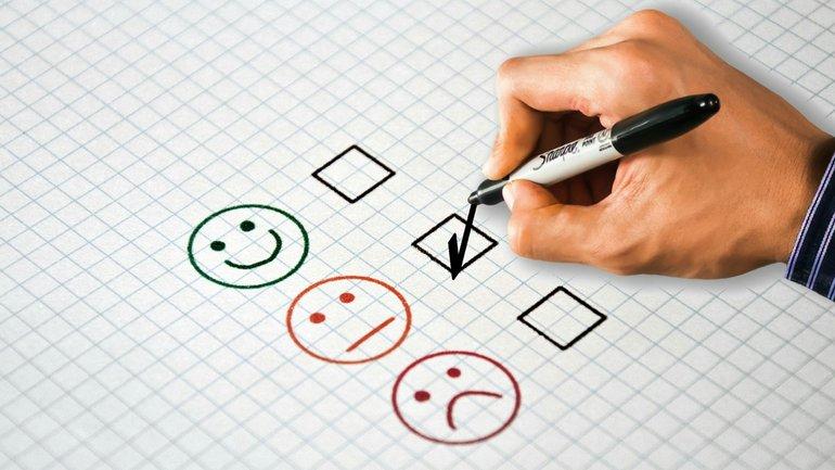 Umfrage Feedback Meinung Bewertung