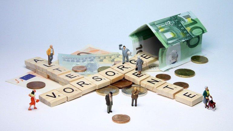 Altersvorsorge Pension Rente Alterssicherung