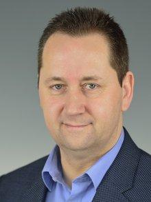 Dirk Grüters, Ergo Group AG Düsseldorf, Betriebsrat, Mitglied der ver.di Tarifkommission