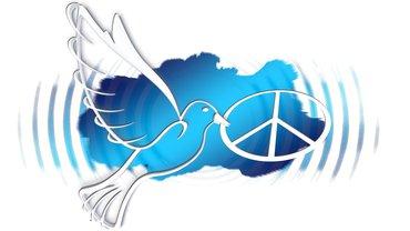 Friedenstaube Frieden Antikriegstag Taube Weltfriedenstag