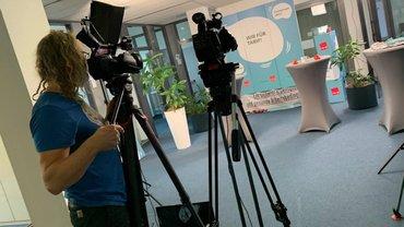 Livestream am Aktionstag
